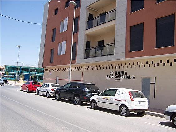 Local en alquiler en calle De Roldan, Torre Pacheco - 332411720