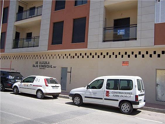 Local en alquiler en calle De Roldan, Torre Pacheco - 332411723