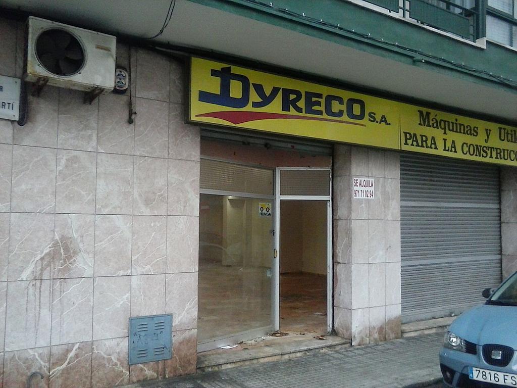 Local comercial en alquiler en calle Benet Pons i Fàbregues, Pere Garau en Palma de Mallorca - 362615009