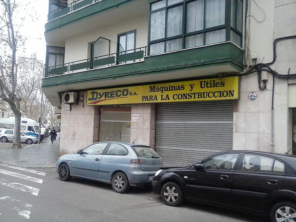 Local comercial en alquiler en calle Benet Pons i Fàbregues, Pere Garau en Palma de Mallorca - 362615012