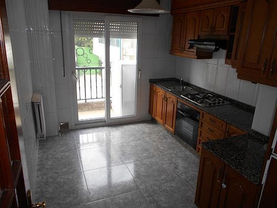 Apartamento en alquiler en calle Rosalía de Castro, Ames - 343333468