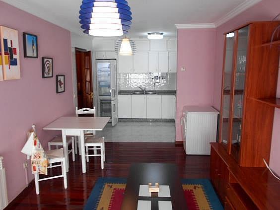 Apartamento en alquiler en calle Agro Da Magdalena, Ames - 343334521