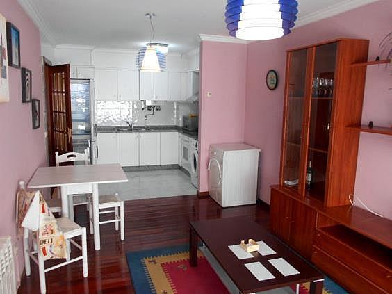 Apartamento en alquiler en calle Agro Da Magdalena, Ames - 343334530