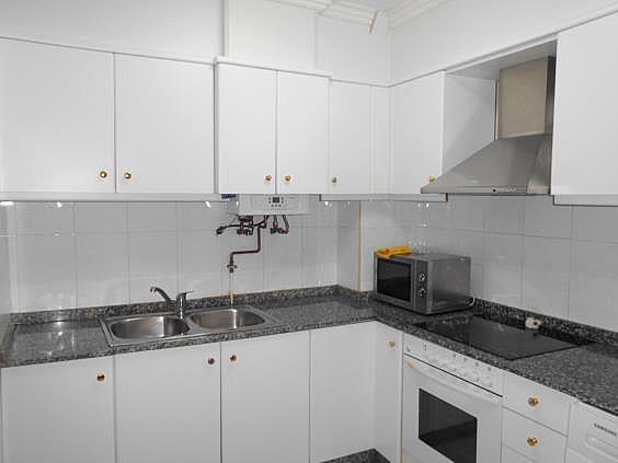 Apartamento en alquiler en calle Agro Da Magdalena, Ames - 343334536