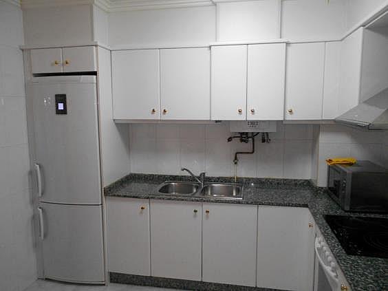 Apartamento en alquiler en calle Agro Da Magdalena, Ames - 343334539