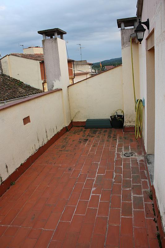 Dúplex en alquiler en plaza Esglesia, Cellera de Ter, La - 343440012