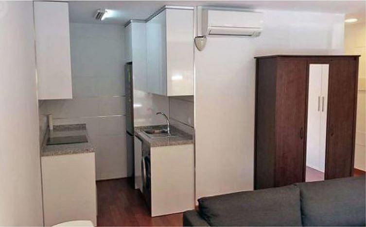 Cocina - Estudio en alquiler en calle Playa de San Juan, San Juan de Alicante/Sant Joan d´Alacant - 351491979