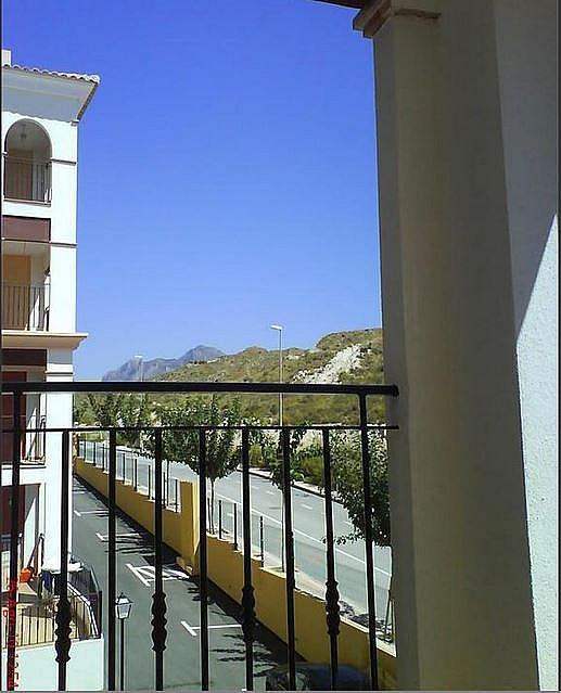 Vistas - Estudio en alquiler en calle Reso, Mutxamel/Muchamiel - 354200009