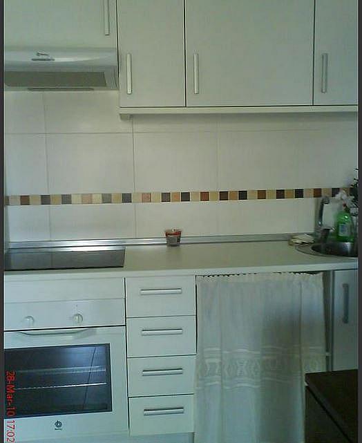 Cocina - Estudio en alquiler en calle Reso, Mutxamel/Muchamiel - 354200013