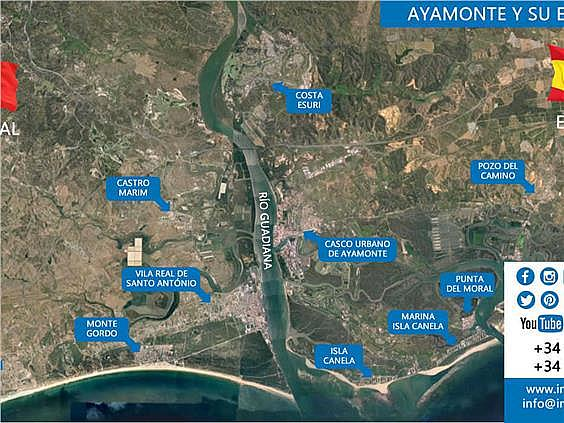 Apartamento en alquiler en calle De la Moharra, Ayamonte - 355447045