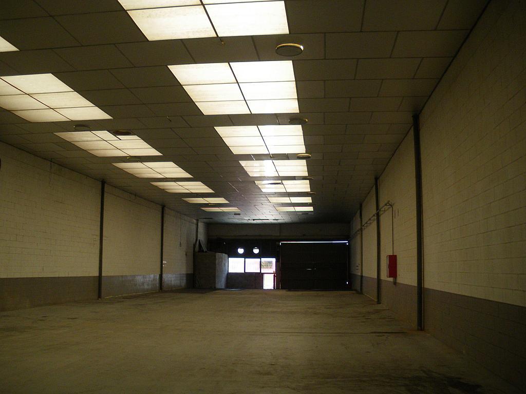 Nave en alquiler en calle Centro, Centre en Sabadell - 130787905