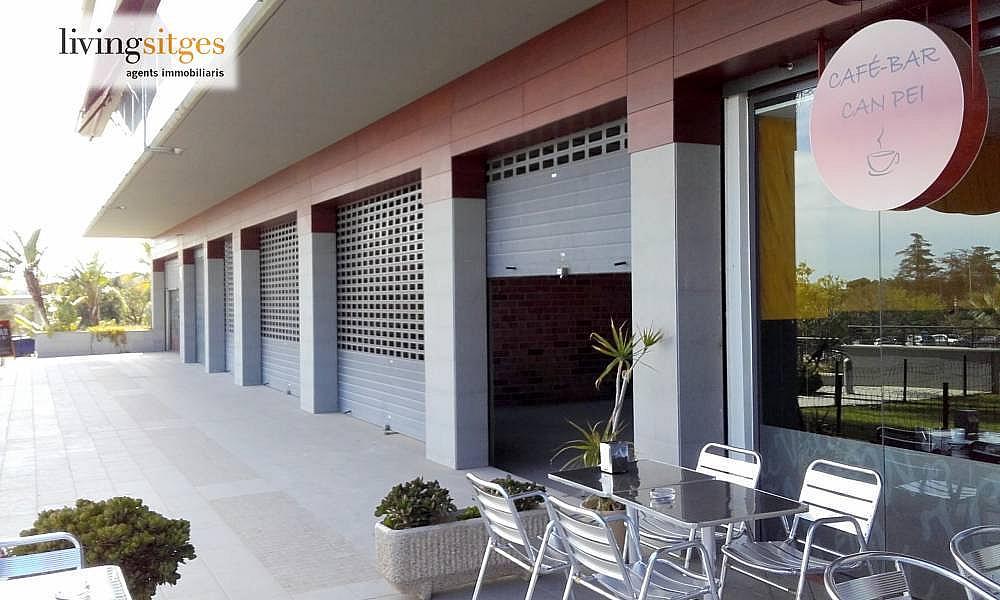 Local comercial en alquiler en calle Pepe de Garraf, Can pei en Sitges - 280260294