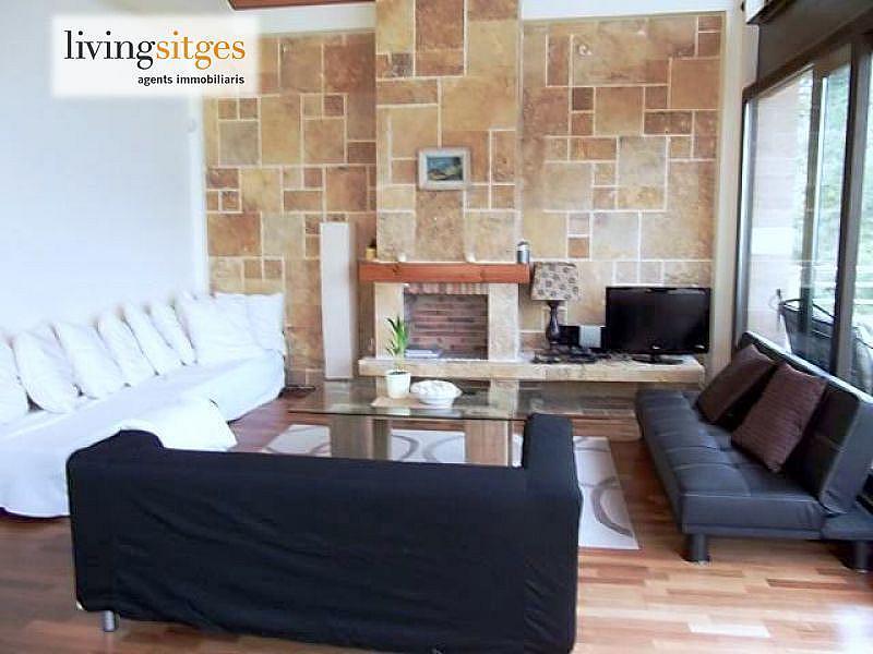 Casa en alquiler en calle Garrofers, Quint mar en Sitges - 317163567