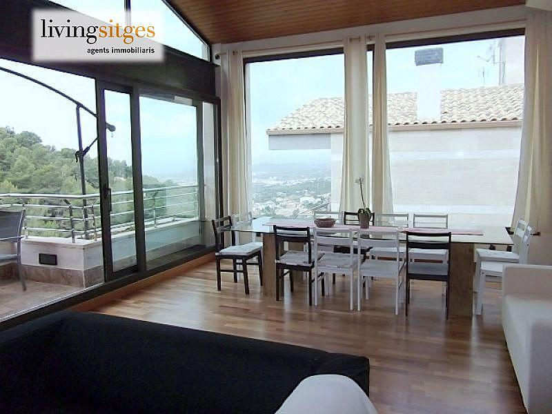 Casa en alquiler en calle Garrofers, Quint mar en Sitges - 317163570