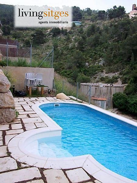Casa en alquiler en calle Garrofers, Quint mar en Sitges - 317163617
