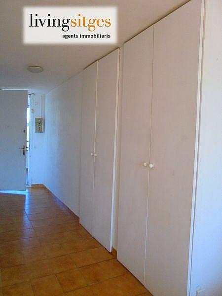 Piso en alquiler en calle Emerencià Roig i Raventos, Aiguadolç en Sitges - 332013157