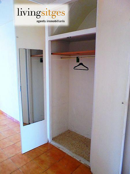 Piso en alquiler en calle Emerencià Roig i Raventos, Aiguadolç en Sitges - 332013162