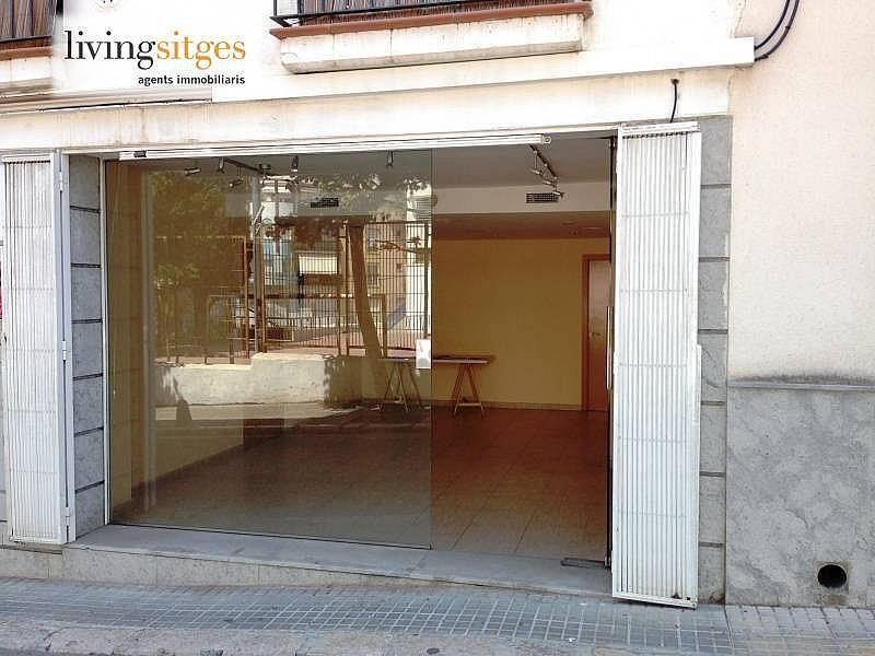 Local comercial en alquiler en calle Rafel Llopart, Centre poble en Sitges - 322045027