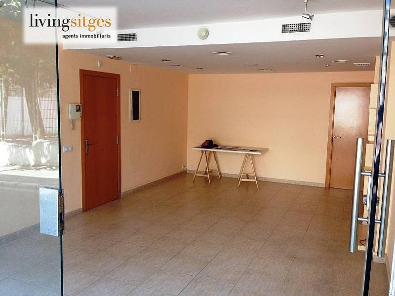 Local comercial en alquiler en calle Rafel Llopart, Centre poble en Sitges - 322045030