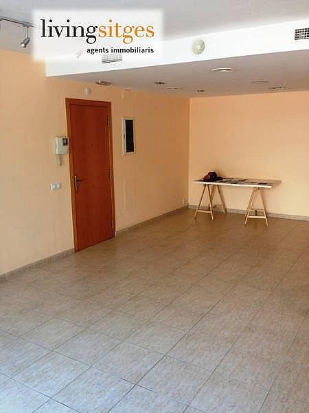 Local comercial en alquiler en calle Rafel Llopart, Centre poble en Sitges - 322045034