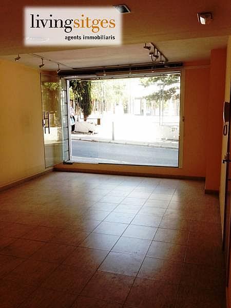Local comercial en alquiler en calle Rafel Llopart, Centre poble en Sitges - 322045039