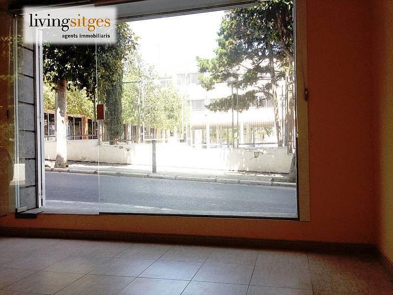 Local comercial en alquiler en calle Rafel Llopart, Centre poble en Sitges - 322045046