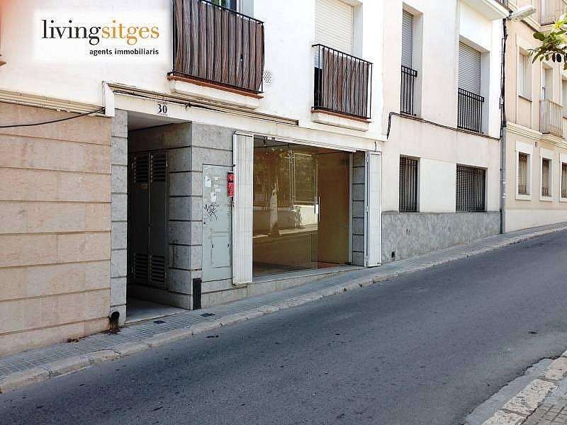 Local comercial en alquiler en calle Rafel Llopart, Centre poble en Sitges - 322045053