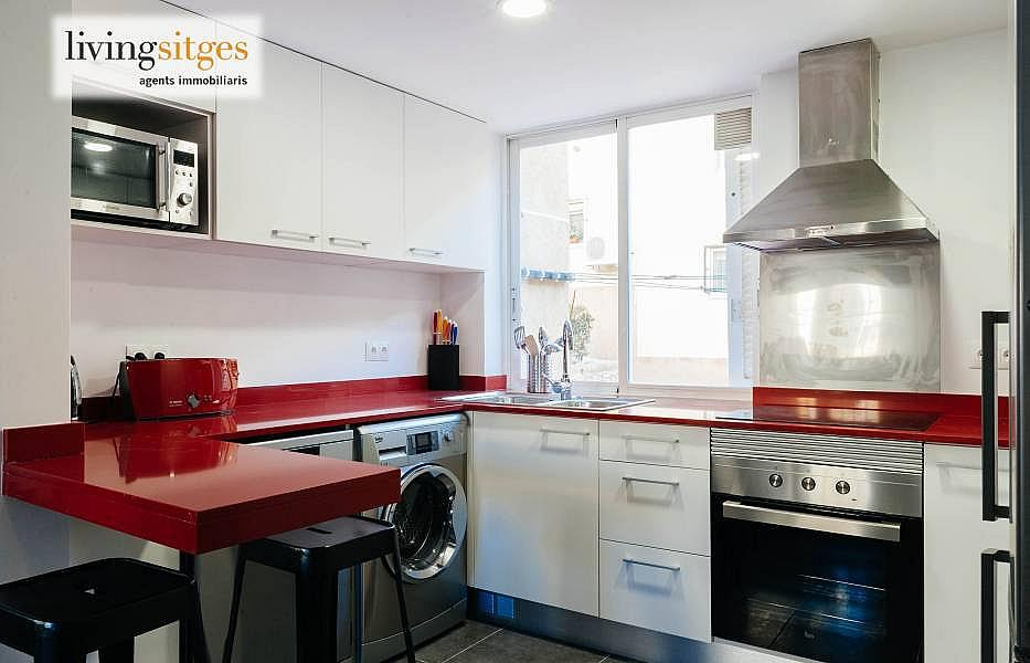 Piso en alquiler en calle Lleida, Cases noves en Sitges - 329088340