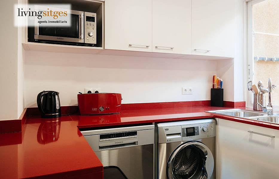 Piso en alquiler en calle Lleida, Cases noves en Sitges - 329088342
