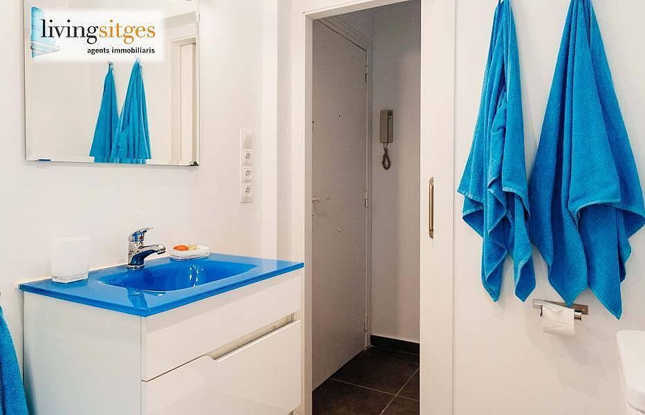 Piso en alquiler en calle Lleida, Cases noves en Sitges - 329088354