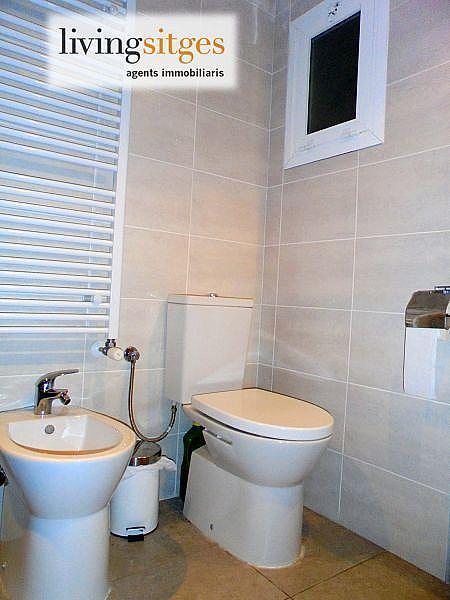 Piso en alquiler en calle Sant Bonaventura, Centre poble en Sitges - 330136206