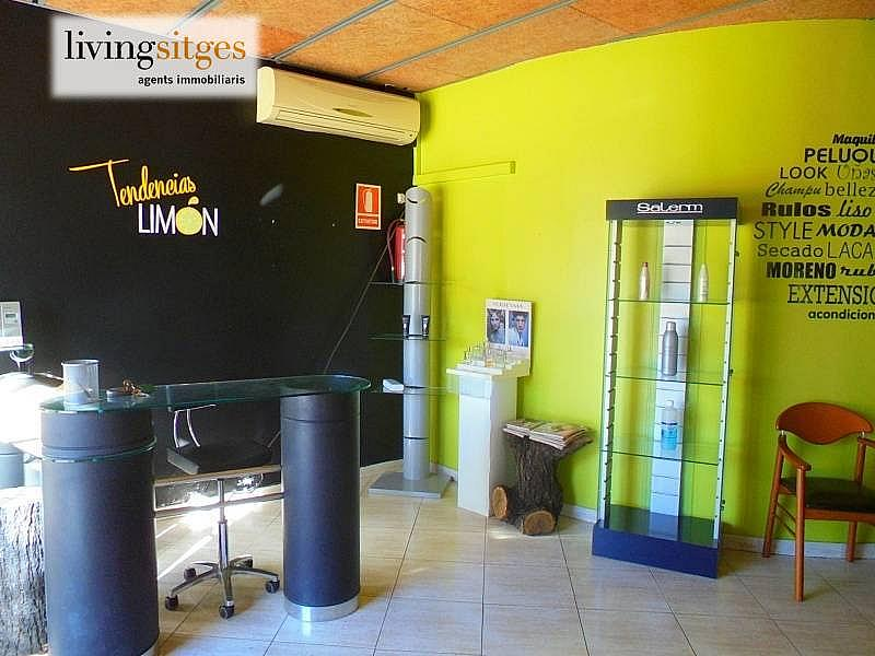 Local en alquiler en calle Sant Honorat, Cases noves en Sitges - 219074978