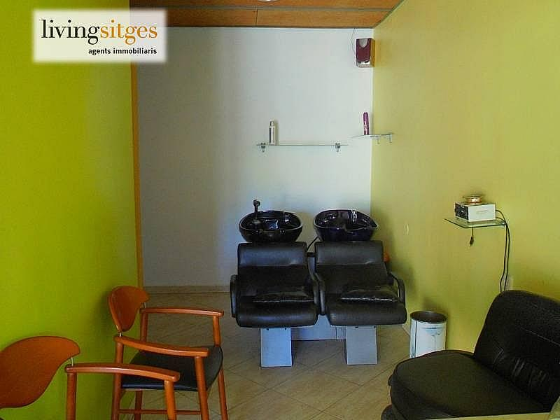 Local en alquiler en calle Sant Honorat, Cases noves en Sitges - 219074982