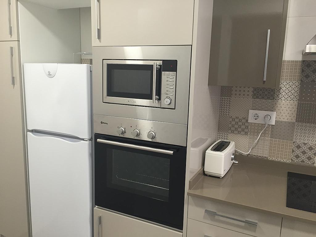 Apartamento en alquiler en calle Montroig de Cambrils Port, Regueral en Cambrils - 293621546