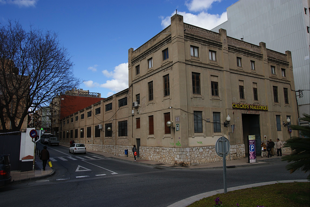 Nave industrial en alquiler en paseo L'estació, Valls - 311814064
