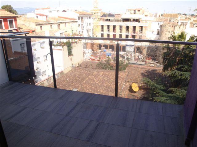Terraza - Apartamento en venta en calle Marià Fortuny, Parellada en Cambrils - 62782726