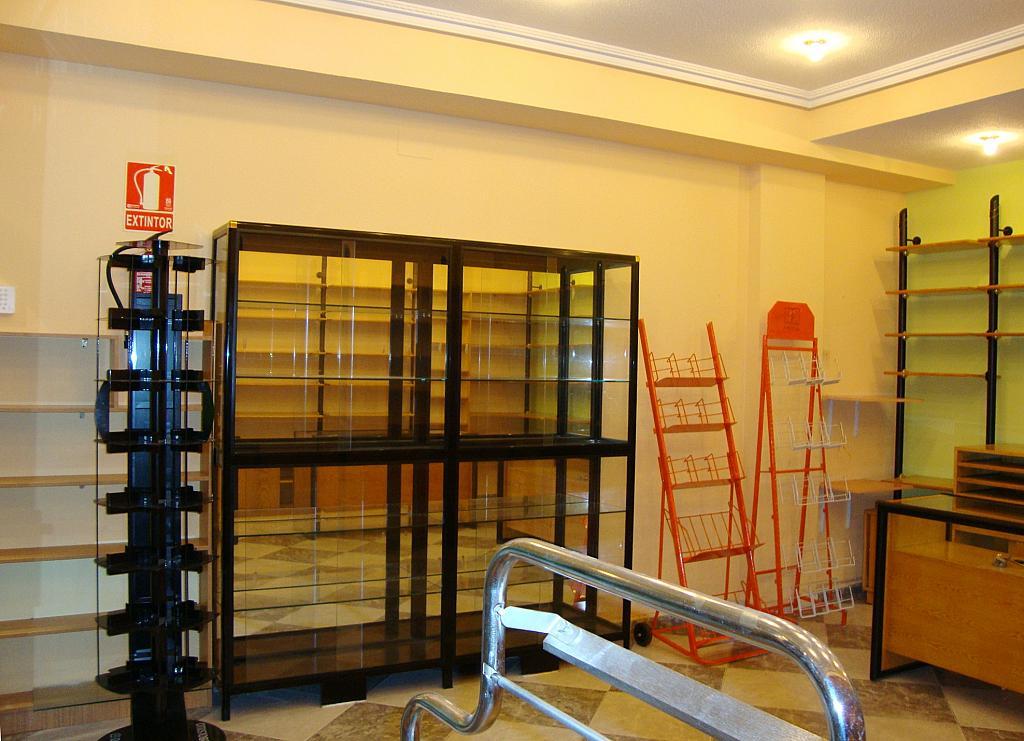 Local en alquiler en calle Salzillo, Norte-Universidad en Móstoles - 130790568