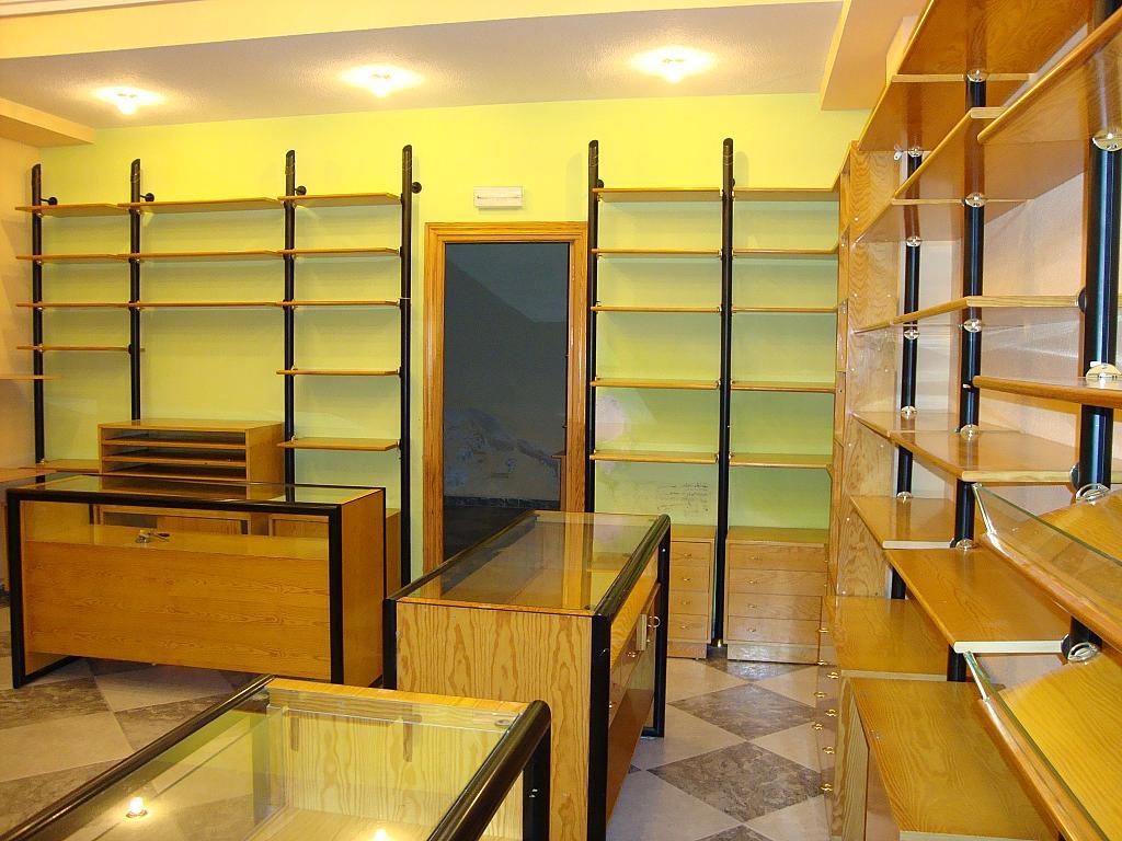 Local en alquiler en calle Salzillo, Norte-Universidad en Móstoles - 130790592