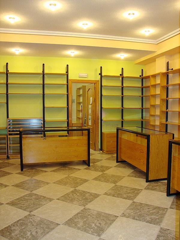 Local en alquiler en calle Salzillo, Norte-Universidad en Móstoles - 130790722