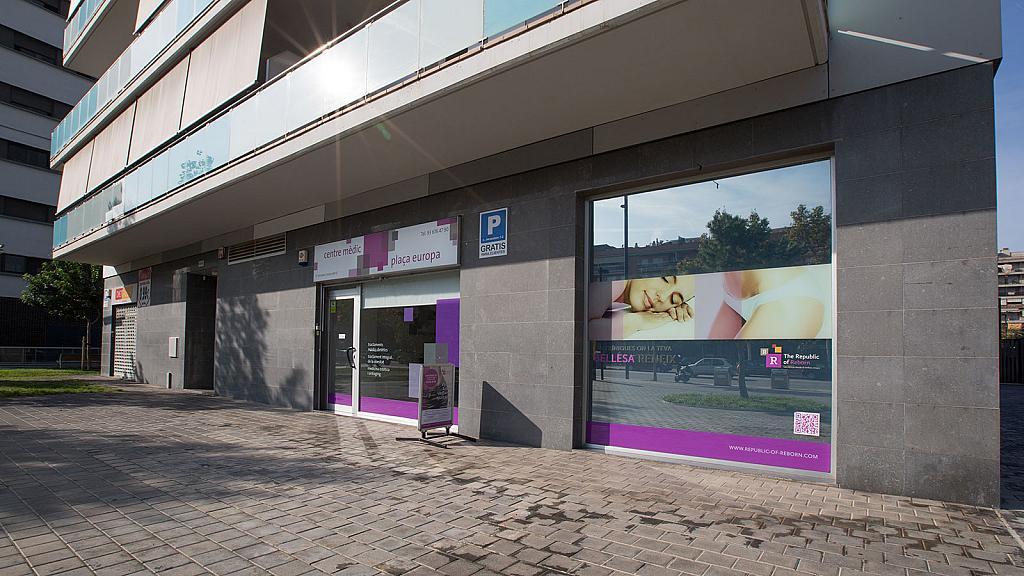Fachada - Local comercial en alquiler en calle , Santa Eulàlia en Hospitalet de Llobregat, L´ - 164695149