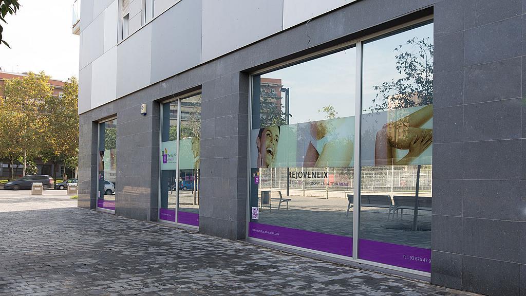 Fachada - Local comercial en alquiler en calle , Santa Eulàlia en Hospitalet de Llobregat, L´ - 164695167