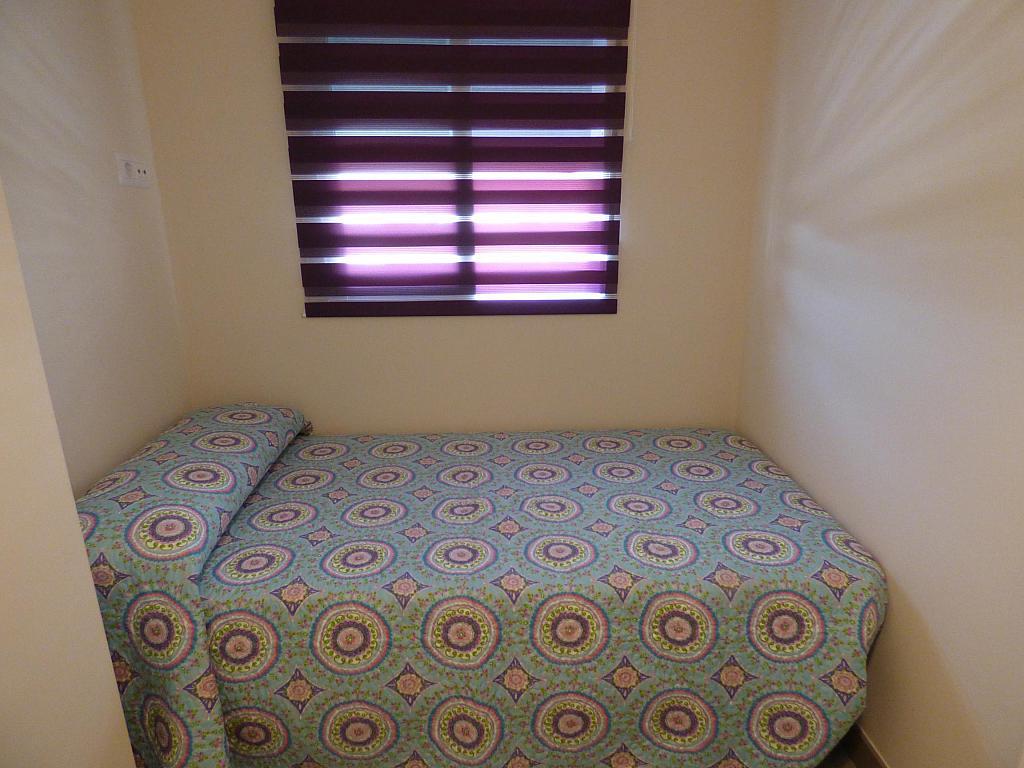 Dormitorio - Piso en alquiler en calle Toré Toré, Torre del mar - 303865754
