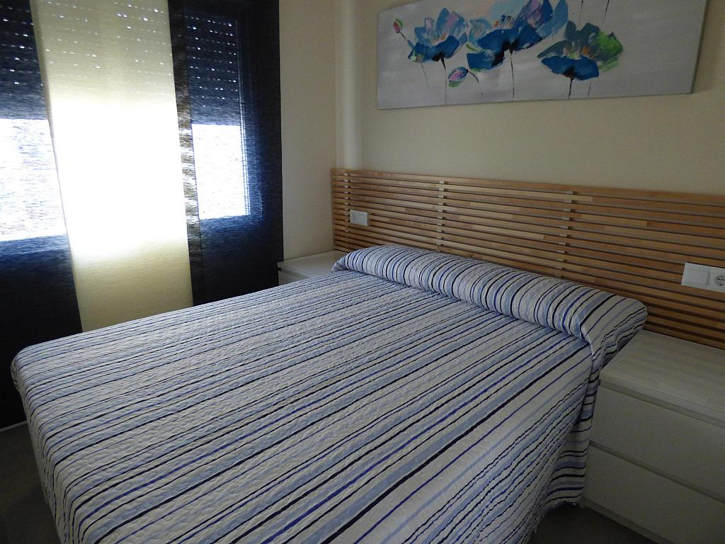 Dormitorio - Piso en alquiler en calle Toré Toré, Torre del mar - 303865820