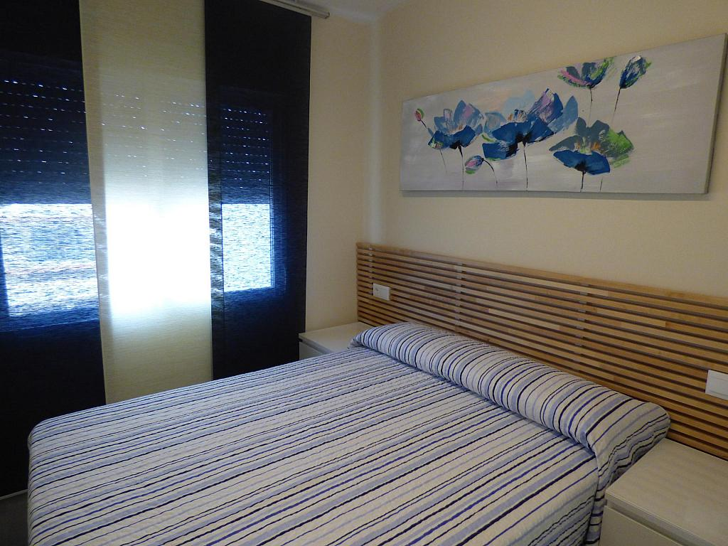 Dormitorio - Piso en alquiler en calle Toré Toré, Torre del mar - 303865848