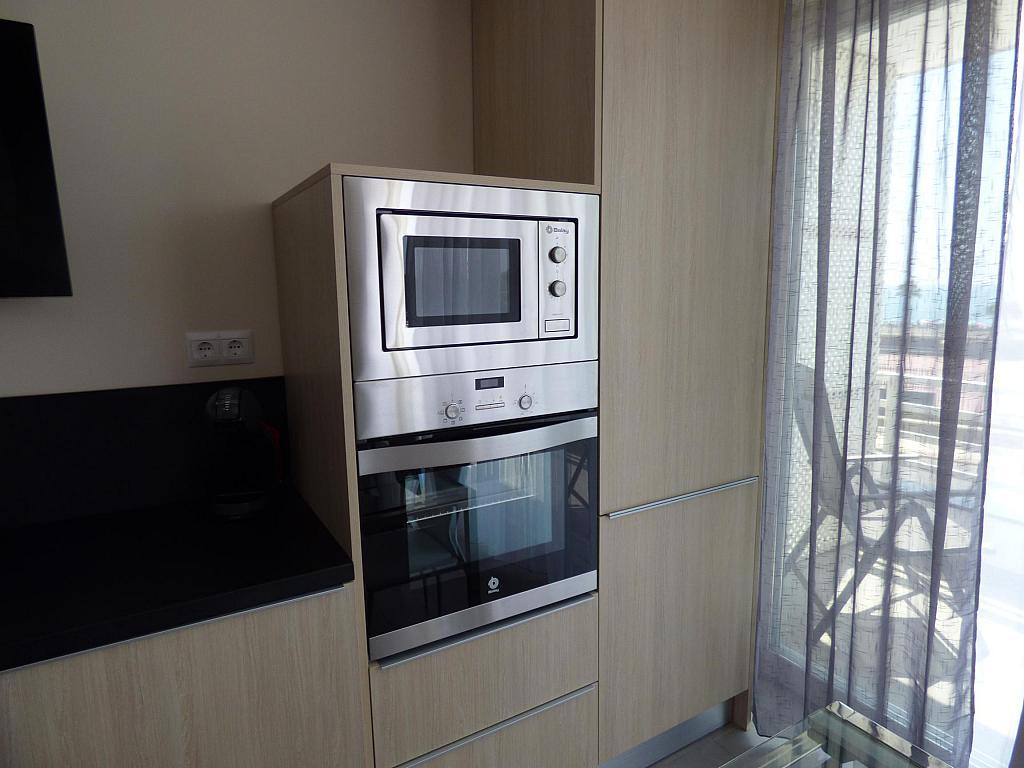 Cocina - Piso en alquiler en calle Toré Toré, Torre del mar - 303865860
