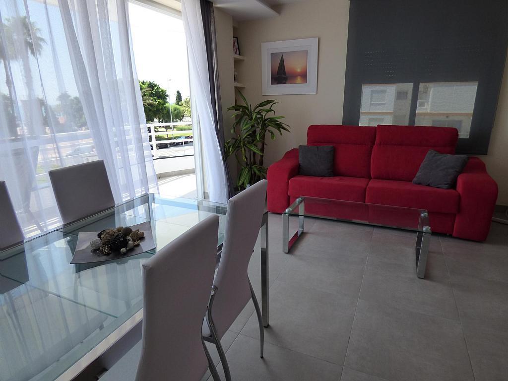 Salón - Piso en alquiler en calle Toré Toré, Torre del mar - 303865863