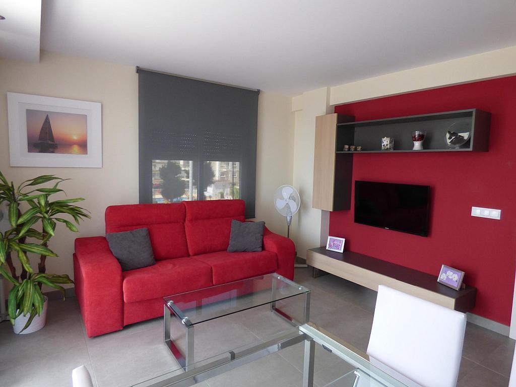 Salón - Piso en alquiler en calle Toré Toré, Torre del mar - 303865867