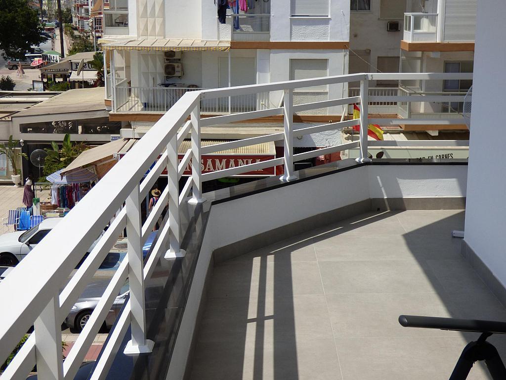 Terraza - Piso en alquiler en calle Toré Toré, Torre del mar - 303865970