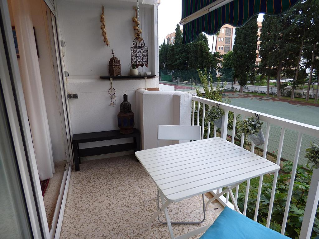 Estudio en alquiler en calle Toré Toré, Torre del mar - 341816321