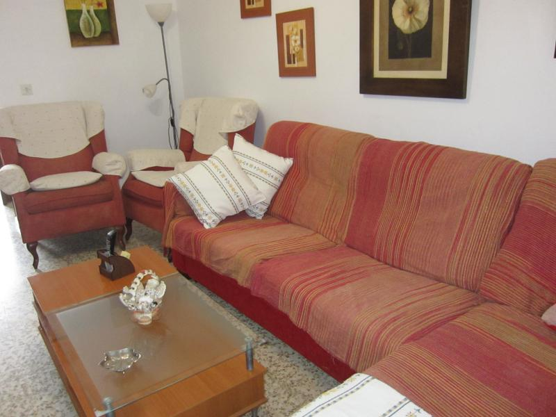 Salón - Piso en alquiler en calle Infante, Torre del mar - 116386173